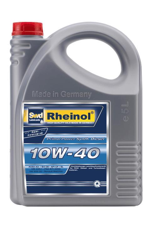 Олива моторна Primol Power Synth. Diesel 10W40