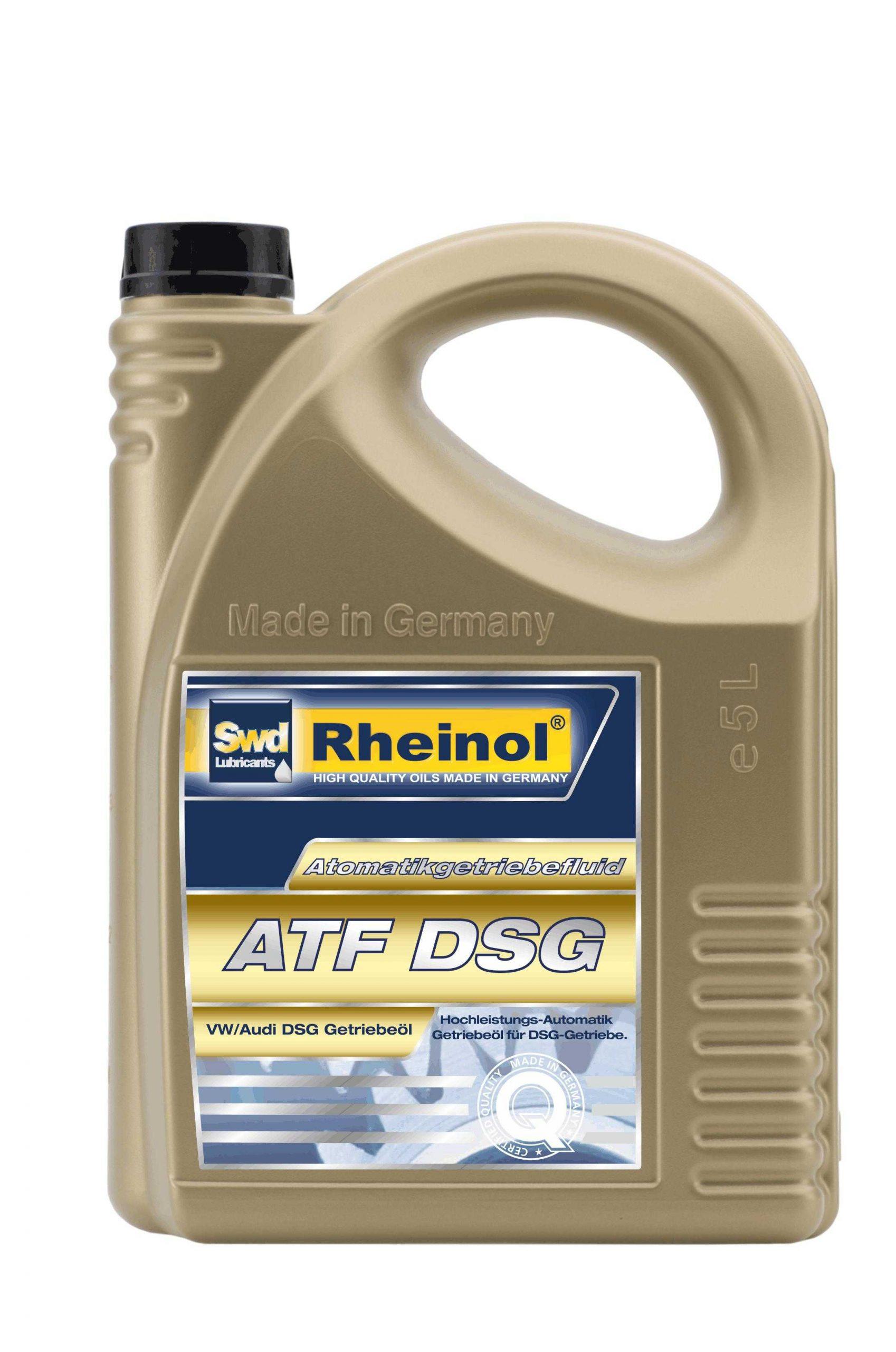 Олива трансмісійна ATF DSG